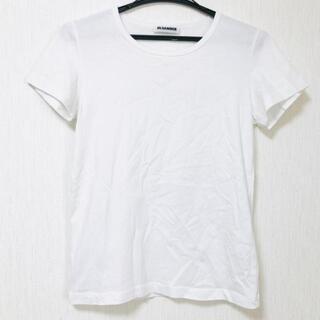 Jil Sander - ジルサンダー 半袖Tシャツ サイズS - 白