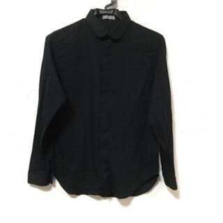 DIOR HOMME - ディオールオム 長袖シャツ サイズ37 - 黒