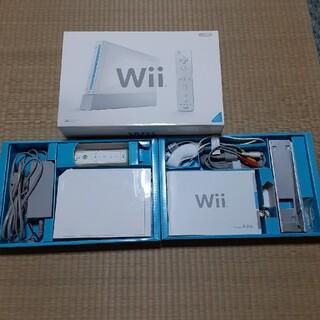 Wii - Nintendo Wii RVL-S-WD 本体