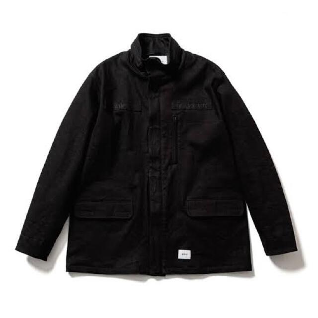 NEIGHBORHOOD(ネイバーフッド)のminedenim  wtaps メンズのジャケット/アウター(ミリタリージャケット)の商品写真