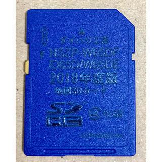 ダイハツ - ダイハツ純正 地図SDカード2018年度版NSZP-W65DF/ DE/D65D