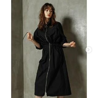 LE CIEL BLEU - ルシェルブルー ★トラックドレス ワンピース