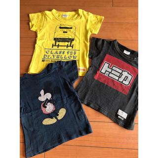 BREEZE - ☆ キッズ【 BREEZE ブリーズ 】トミカ・ディズニー他 コラボ Tシャツ