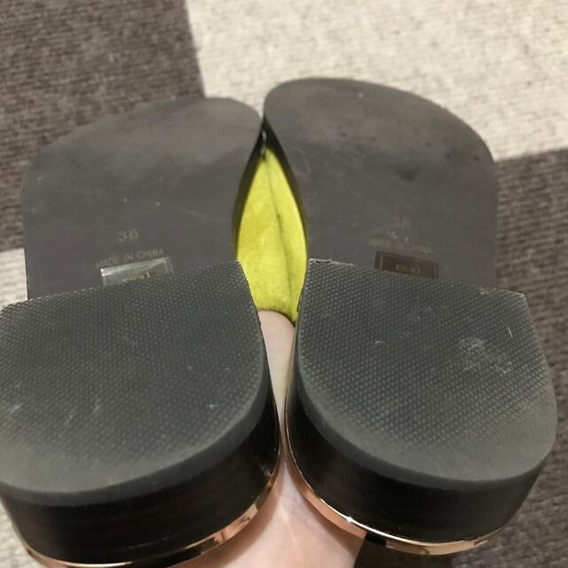Mila Owen(ミラオーウェン)のMira Owen サンダル レディースの靴/シューズ(サンダル)の商品写真