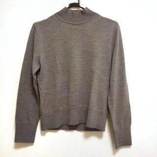 ジュンアシダ(jun ashida)のジュンアシダ 長袖セーター サイズL美品  -(ニット/セーター)