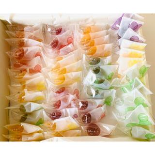 ミツコシ(三越)の彩果の宝石  さいかのほうせき 46個(菓子/デザート)