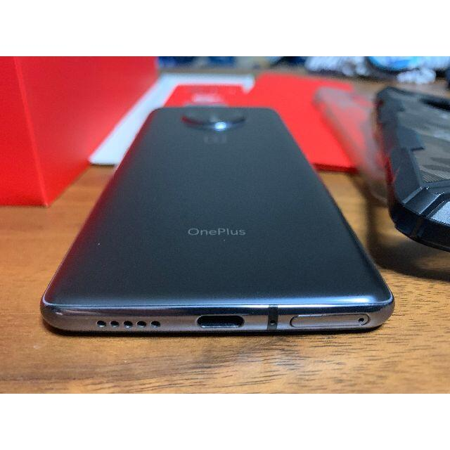 Oneplus 7T 8GB 256GB フロステッドシルバー SIMフリー スマホ/家電/カメラのスマートフォン/携帯電話(スマートフォン本体)の商品写真