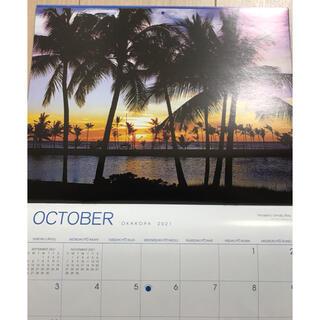 ハワイ2021カレンダー【ハワイ島】(カレンダー/スケジュール)