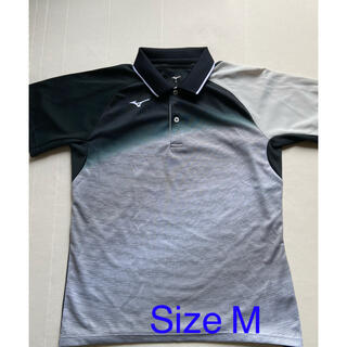 MIZUNO - ミズノ シャツ Mサイズ