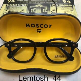 トムフォード(TOM FORD)のMOSCOT LEMTOSH モスコット レムトッシュ ブラック 44(サングラス/メガネ)