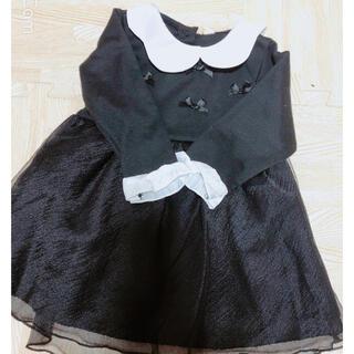 ニシマツヤ(西松屋)の⭐大事な時用に黒服(ドレス/フォーマル)