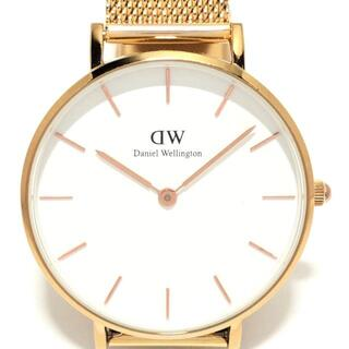 Daniel Wellington - ダニエルウェリントン 腕時計 - B32R1 白