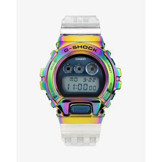 ジーショック(G-SHOCK)のKith for G-SHOCK GM-6900 Rainbow 新品未開封(腕時計(デジタル))