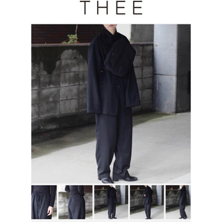 SUNSEA - THEE 20ss セットアップ