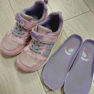 ニットプランナー(KP)のKP 19cm スニーカー 靴(スニーカー)