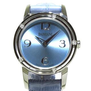 ダミアーニ(Damiani)のダミアーニ 腕時計美品  D-SIDE DS006ACBD(腕時計)