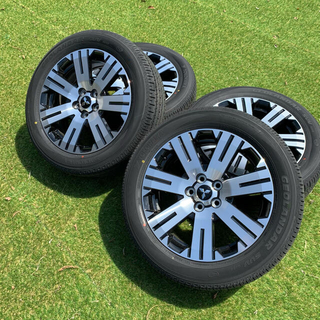 三菱 - 新型 デリカD5 新車外し 未使用 タイヤ ホイール セット