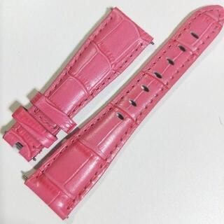 ガガミラノ(GaGa MILANO)のガガミラノ 交換ベルト ピンク(腕時計)