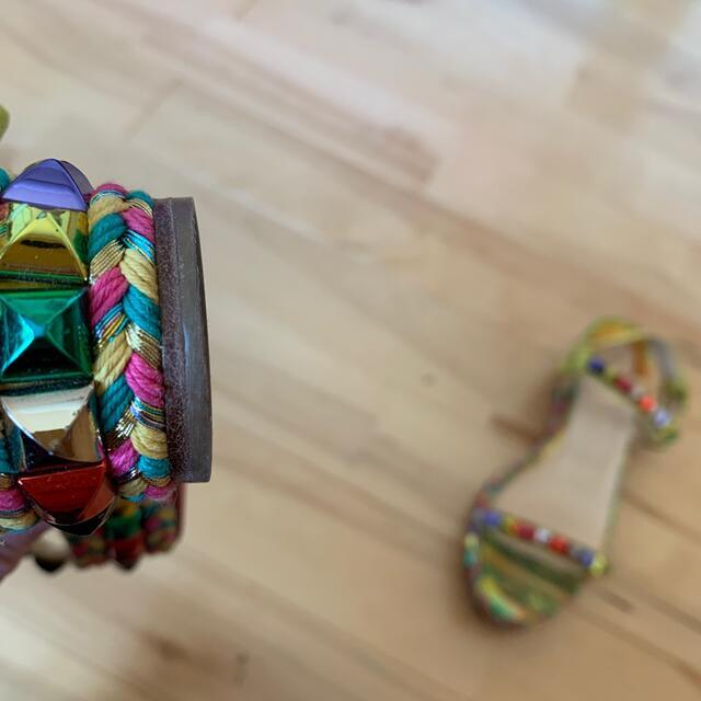 Christian Louboutin(クリスチャンルブタン)のルブタン カタクロウ レディースの靴/シューズ(サンダル)の商品写真