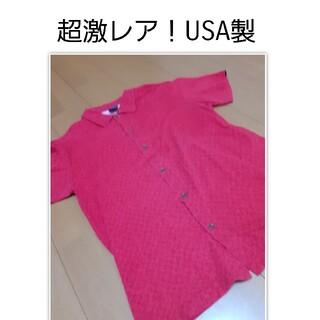 トミー(TOMMY)の超激レア!TOMMY 男女兼用ポロ Mサイズ(ポロシャツ)