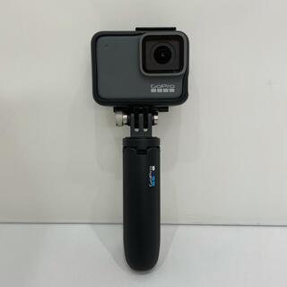 ゴープロ(GoPro)の450 GoPro7 ゴープロ 7 silver 一度のみ使用 美品 送料無料(コンパクトデジタルカメラ)
