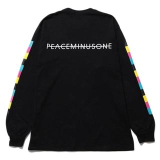 ピースマイナスワン(PEACEMINUSONE)のpeaceminusone ピースマイナスワン 長袖Tシャツ(Tシャツ/カットソー(七分/長袖))