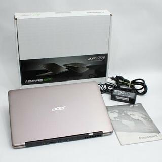 エイサー(Acer)のAcer Aspire S3-391-H34D ノートパソコン ノートPC(ノートPC)