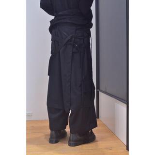 Yohji Yamamoto - yohji yamamoto バンテージラップパンツ 19AW