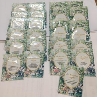 レメルヴェイユーズラデュレ(Les Merveilleuses LADUREE)のラデュレ 化粧水 乳液 クリーム(サンプル/トライアルキット)