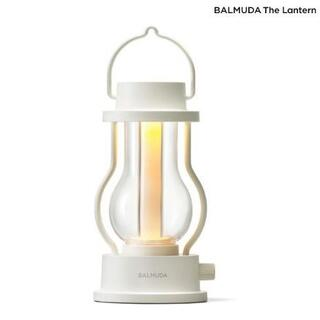BALMUDA - バルミューダ LEDランタン The Lantern L02A-WH ホワイト