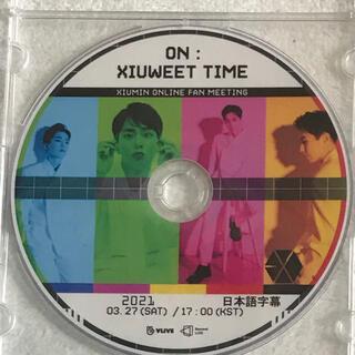 EXO - EXO  シウミン XIUMIN  ON : XIUWEET TIME