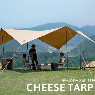ドッペルギャンガー(DOPPELGANGER)のdod チーズタープ Mサイズ(テント/タープ)