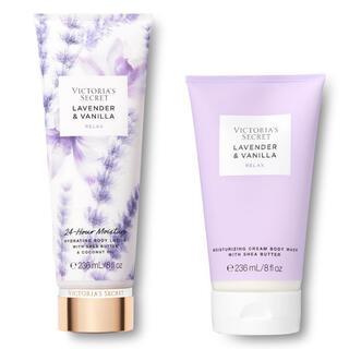 Victoria's Secret - ヴィクトリア シークレット Lavender & Vanilla 2点セット