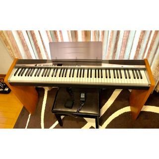 カシオ(CASIO)のCASIO Privia PX-300+専用スタンド+椅子 引取希望(電子ピアノ)