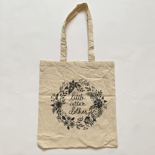 Caramel baby&child  - 新品 little cotton clothes エコバッグ トートバッグ
