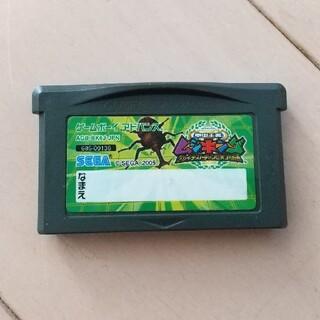 甲虫王者ムシキング グレイテストチャンピオンへの道 ゲームボーイアドバンスソフト(携帯用ゲームソフト)