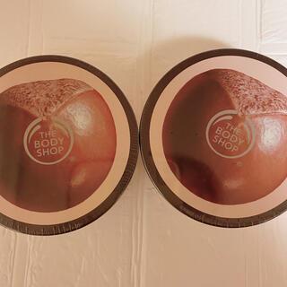 ザボディショップ(THE BODY SHOP)の【新品】ザ・ボディショップ ボディバター シア  200mL 2個セット(ボディクリーム)