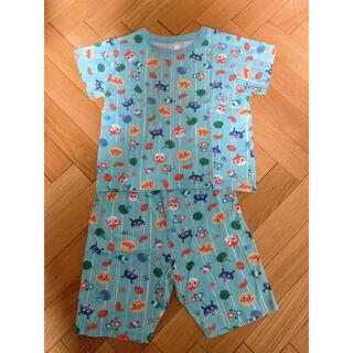 BANDAI - アンパンマン  パジャマ 半袖 90cm
