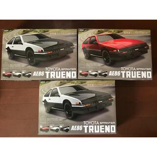 トヨタ(トヨタ)のTOYOTA AE86 TRUENO ラジコン(ホビーラジコン)