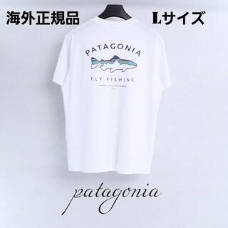 patagonia - 新品海外正規品  patagonia 半袖Tシャツ