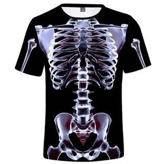 レントゲンTシャツ 各サイズあり(小道具)