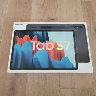 SAMSUNG - 【新品・未開封】Galaxy  Tab S7 Wi-Fi ブラック