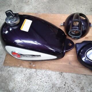 ホンダ - モンキー純正 タンク サイドカバー ヘッドライトケース