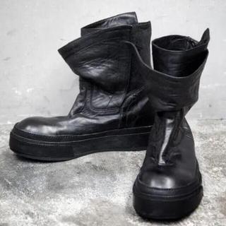 ユリウス(JULIUS)のユリウス MA_JULIUS ブーツ フロントレイヤー スニーカー Julius(ブーツ)