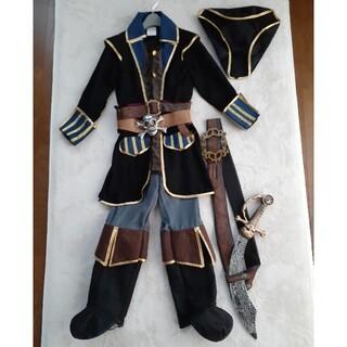 ディズニー(Disney)のカリブの海賊☆コスチューム子ども用(衣装一式)