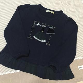 ファミリア(familiar)のfamiliar fdash 110♡(Tシャツ/カットソー)