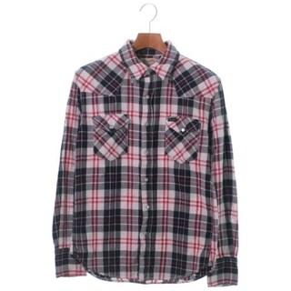ラングラー(Wrangler)のWRANGLER カジュアルシャツ メンズ(シャツ)