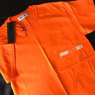 SEA - WIND AND SEA ウィンダンシー フォトTEE Tシャツ