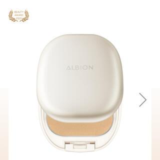 ALBION - アルビオン ホワイトパウダレスト ファンデーション