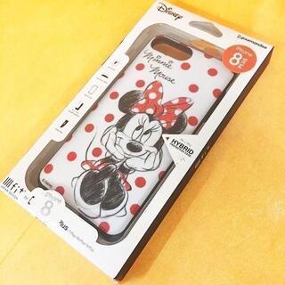 ミッキーマウス(ミッキーマウス)のIIIIfi+ ミニー iP8P/7Plus 兼用 スマホケース DN442(iPhoneケース)